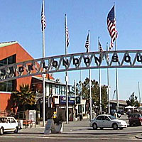 Jack London Square photo