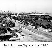 Jack London Square photograph